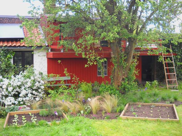 Creation de votre jardin la nature au jardin lille for Au jardin des amis