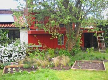 Aménagement d'un jardin à Wambrechies