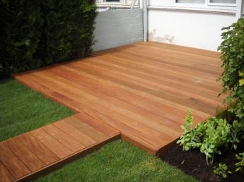 Création d'une Terrasse en bois à Lambersart